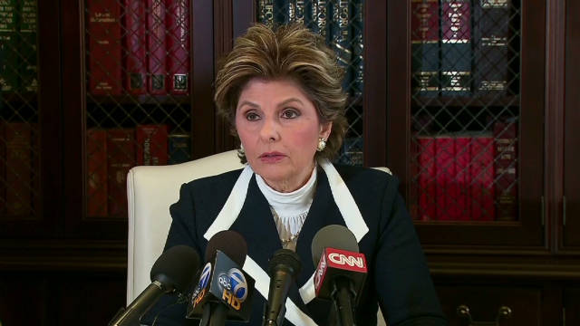 Who is Gloria Allred?