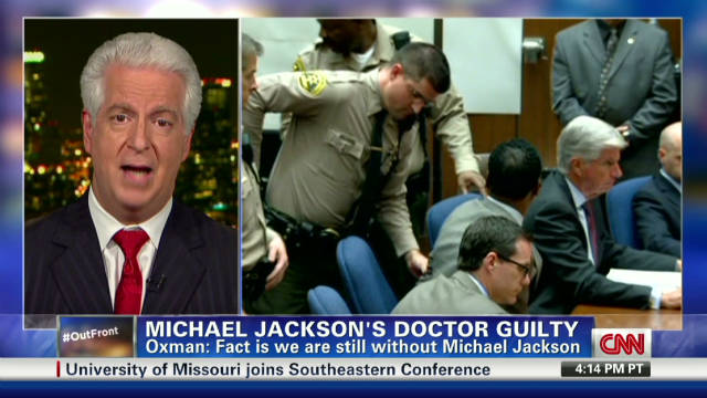 Jackson family lawyer on guilty verdict