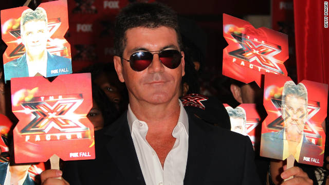 X Factor's Simon Cowell might not get your vote, but being able to cheer or boo during a show via an App is more appealing