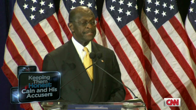 Herman Cain and his accusers
