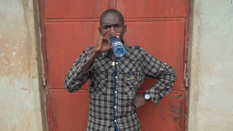 Galvanized by his success in providing water for his village, Mwale soon founded Skydrop, a company that specializes in trapping rain water before purifying it and bottling it for sale. In the last financial year alone Skydrop has sold more than 33,000 bottles, he says.