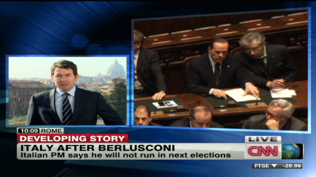 What's next for post-Berlusconi Italy