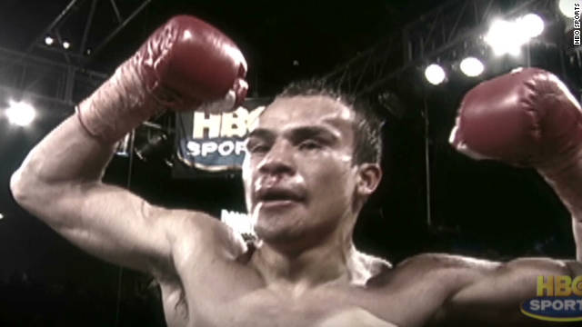 24 7 Juan Manuel Marquez  Arms Up from HBO
