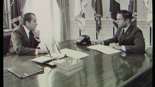 tsr jones nixon archive footage_00012001