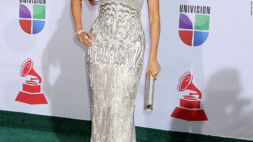 Sofia Vergara attends the 12th Annual Latin Grammy Awards in Las Vegas.
