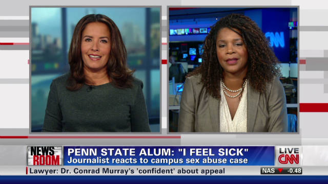Penn State alum: 'I feel sick'