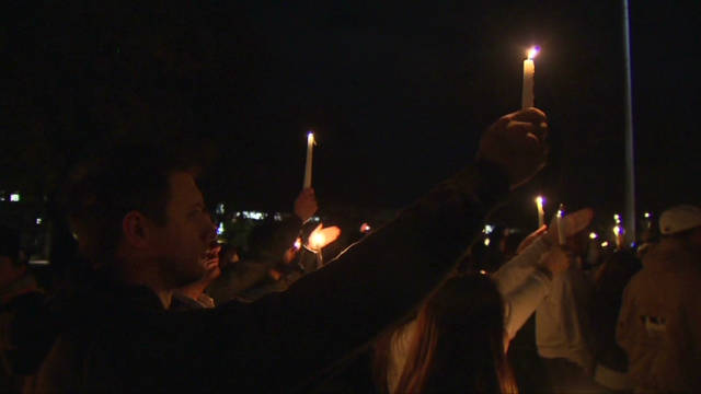 Penn State students remember victims