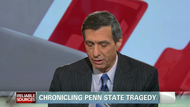Chronicling the Penn State tragedy