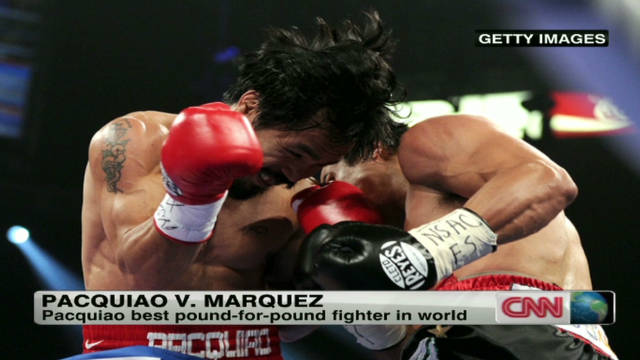 Pacquiao beats Marquez to keep title