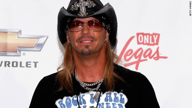"""It just wasn't my time to go,"" Bret Michaels says. ""I know I'm still here for a reason,"""