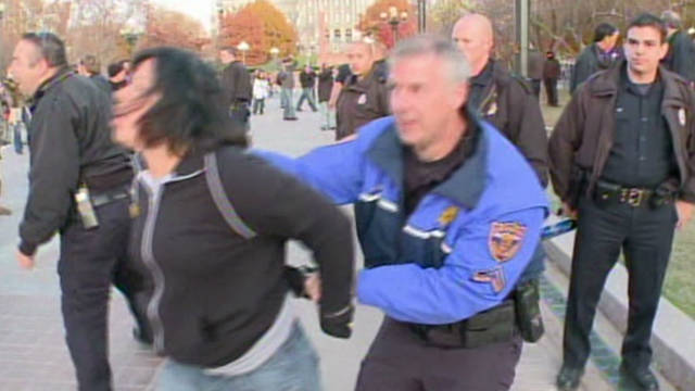 Occupy Denver protests erupt in violence