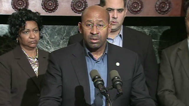 Mayor: Occupy Philadelphia has changed