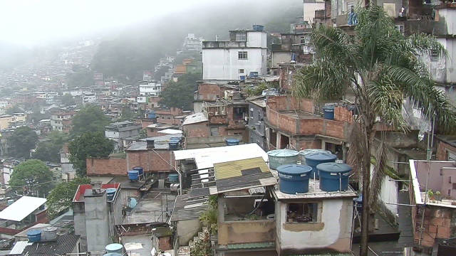 Challenges ahead in Rio's slums