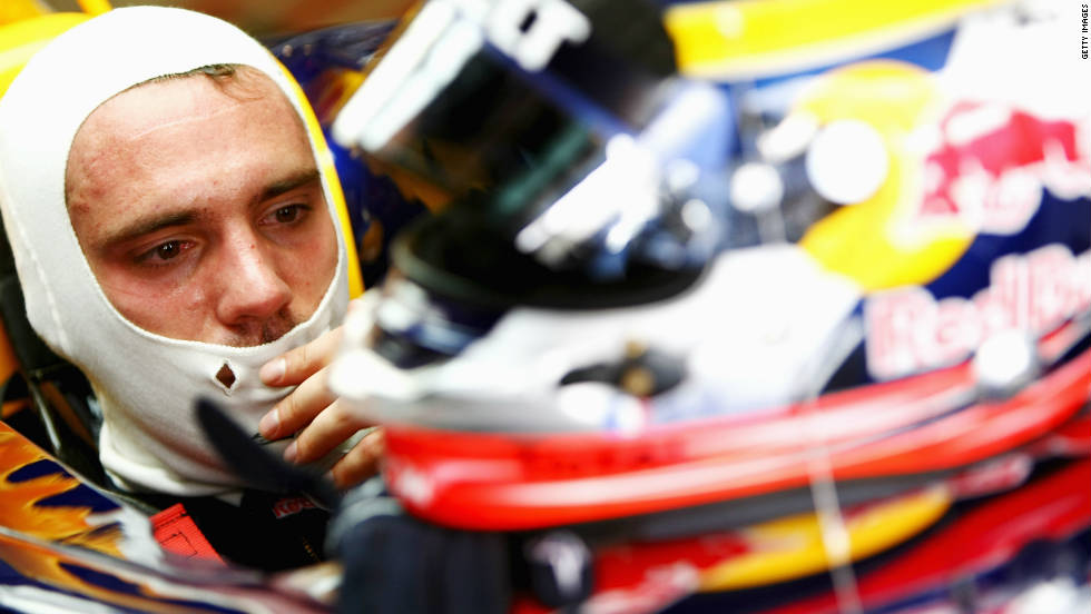 Frenchman Jean-Eric Vergne has been given three days to show constructors' champions Red Bull what he can do behind the wheel of their all-conquering RB7 car. The 21-year-old finished second in the 2011 Formula Renault 3.5 series.