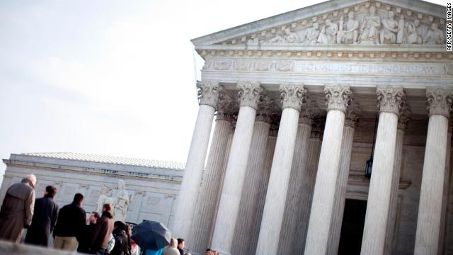 The U.S. Supreme Court is expected to rule by June on a challenge to President Obama's health care reform law.