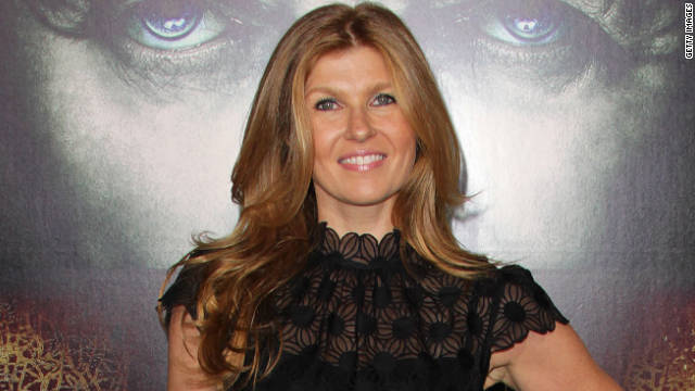 """I thought I was going to collapse into a puddle of tears,"" Connie Britton says. ""I was just grinning from ear to ear."""