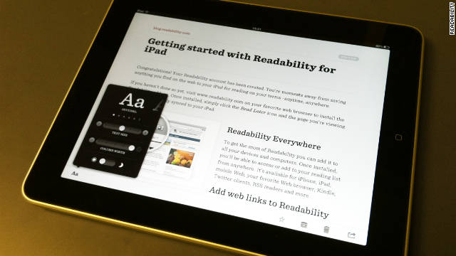 After conceding its disagreement with Apple, Readability will offer free apps for the iPhone and iPad.