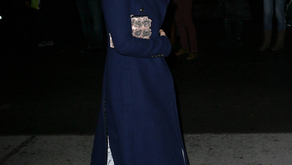 Olivia Wilde attends The Museum of Modern Art Benefit in New York City.
