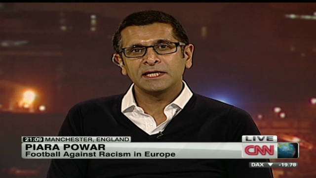 Powar: Football Against Racism in Europe