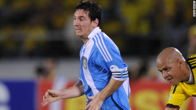 Argentina's Lionel Messi was the winner of the 2010 FIFA Ballon d'Or and is up for the award again this season