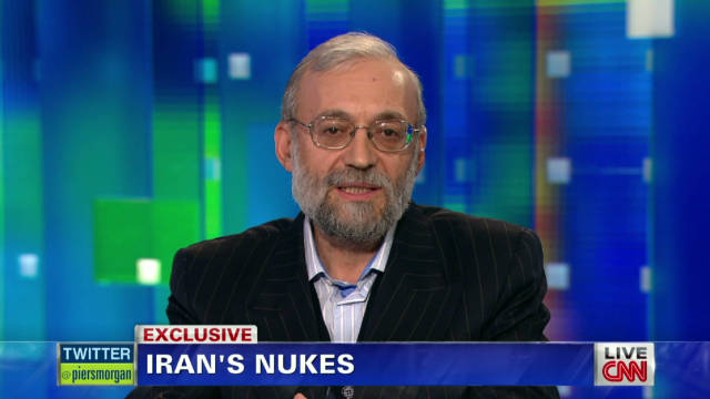 Iran: We don't need nuclear weapons
