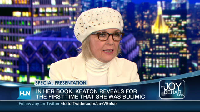Keaton: I was great at hiding my bulimia