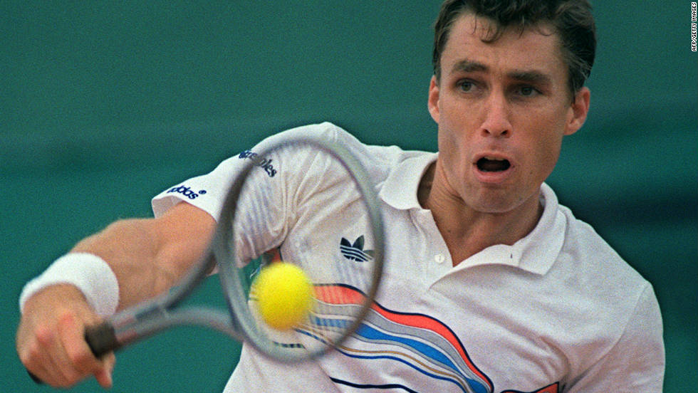 Lendl reached eight straight finals in the 1980s, and the Czech won five of them to hold the record until Sampras matched him in 1999.