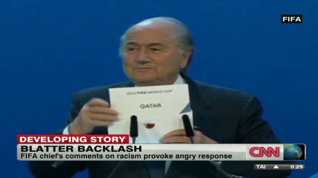 Sepp Blatter under pressure to step down