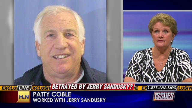 Coble: Sandusky 'a very sick man'
