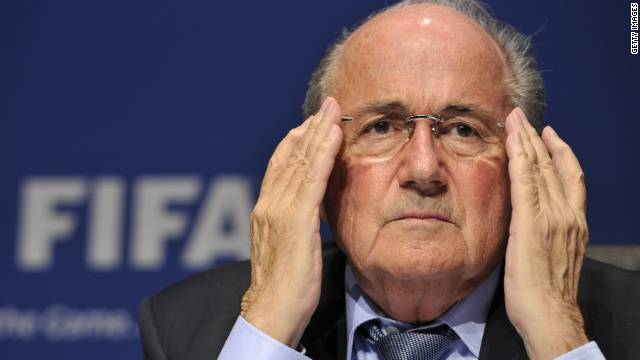 Sepp Blatter moved to clarify his comments on racism in football via a statement on FIFA's website.