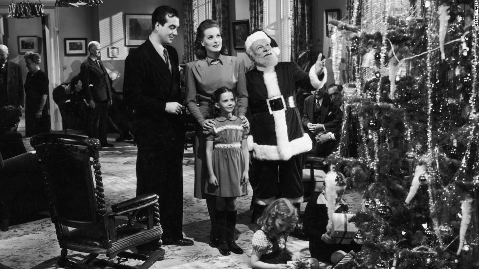 "Wood's first starring role was as a child in ""Miracle on 34th Street"" in 1947."