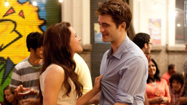 "Breaking Dawn"" took in $144 million from 54 foreign territories this week, pushing its worldwide debut to $283.5 million."