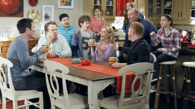 "ABC's ""Modern Family"" remains popular with viewers."