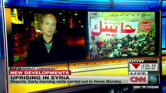 Unrest continues in Syria