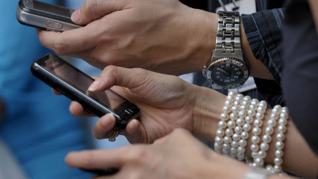 "Pakistan's telecommunications authority told the country's cell companies to begin blocking ""obscene"" text messages."