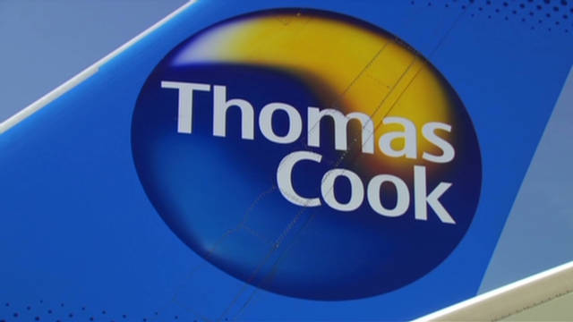 UK travel company suffers in euro crisis