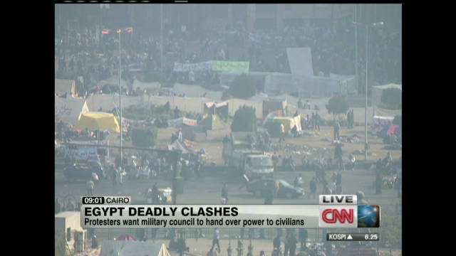 More deadly clashes in Egypt