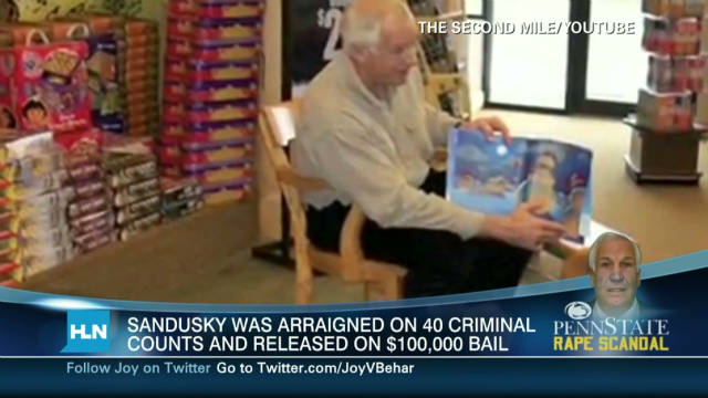 Psychiatrist analyzes Sandusky behavior