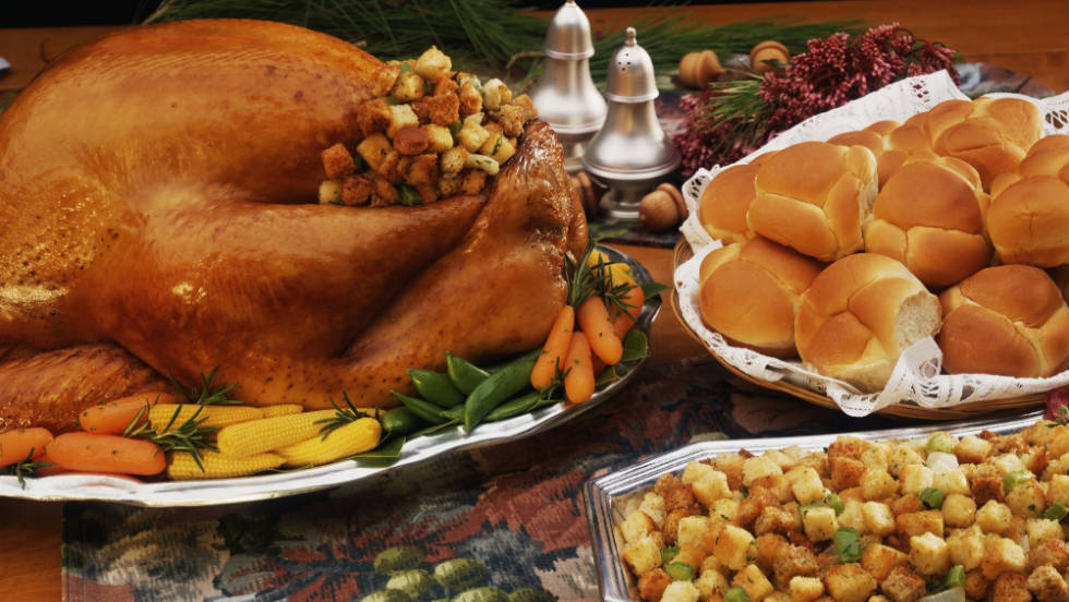 The average American gains 1 to 2 pounds during the holiday season, according to a study in The New England Journal of Medicine. No one wants to avoid all of the calorie-packed favorites, but choosing Thanksgiving dishes that also provide a few nutritional benefits will help keep your waistline in check.