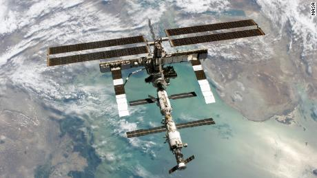 Leak detected on International Space Station