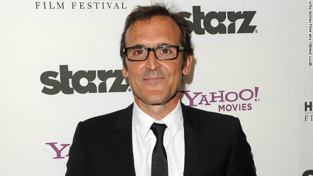 Composer Alberto Iglesias poses during the 15th Annual Hollywood Film Awards Gala