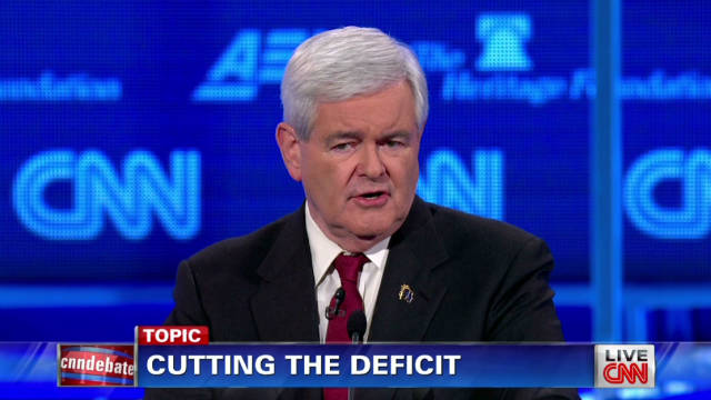 Gingrich: U.S. look to Chile's reforms