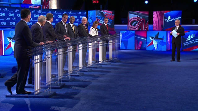 Analysts:  Gingrich winner in CNN debate