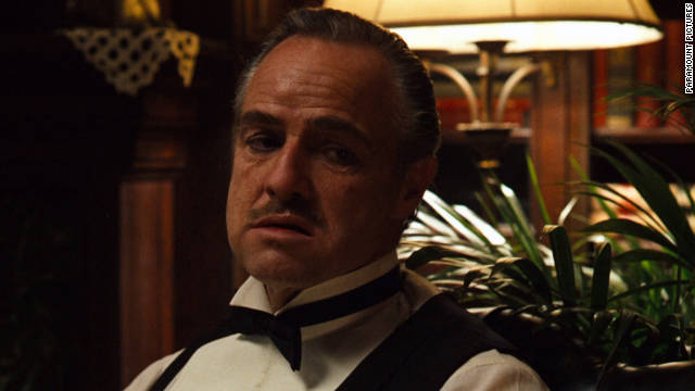 "Over on AMC, catch the first two ""Godfather"" movies (it's best to forget about that third one anyway) from 11:30 a.m.-8 p.m."
