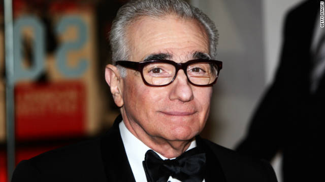 "Martin Scorsese attends a Royal film performance of ""Hugo"" in London on November 28, 2011."