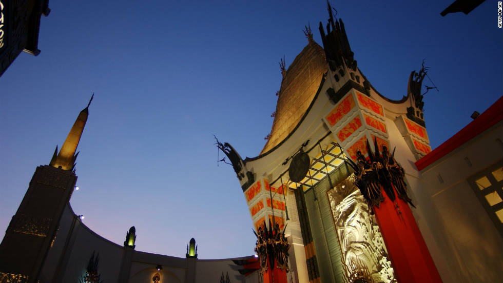 It is hard, though, to ignore LA's film history; no trip to the city would be complete without a visit to Grauman's Chinese Theater.