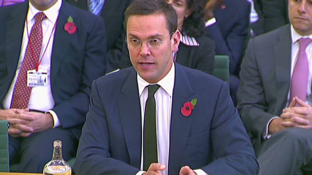 James Murdoch to remain BSkyB chairman