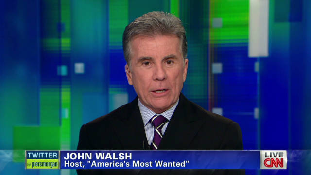 2012: John Walsh talks Murray sentencing
