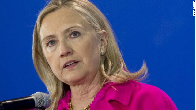 Clinton: Flickers of progress in Myanmar