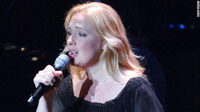 Mindy McCready, shown here in 2006, has waged a public battle with drug addiction over the past several years.
